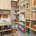 Creative pantry solutions from Inspired Closets