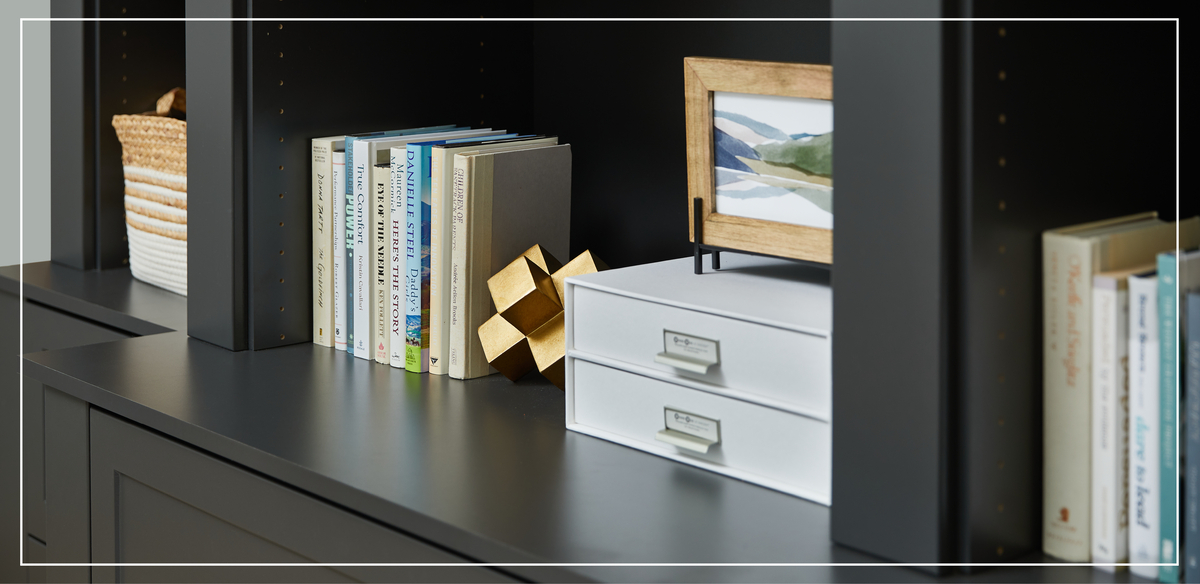 Personal Touches for a home office