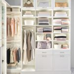 Never be left in the dark with a custom lite walk-in closet