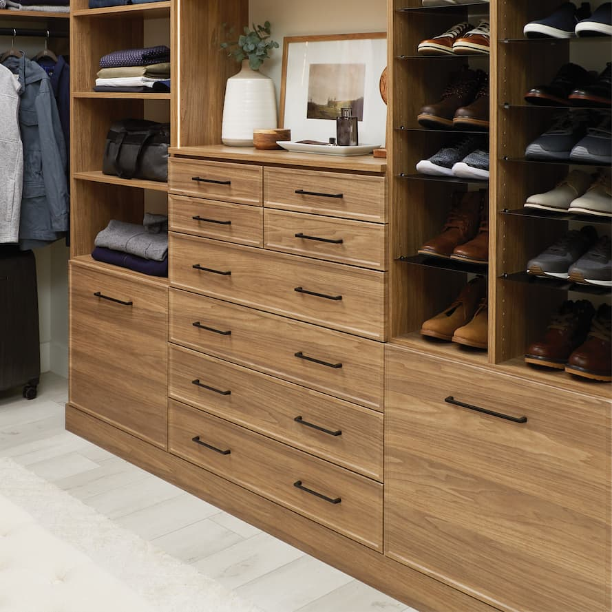 Packing shoes for a move according to Inspired Closets