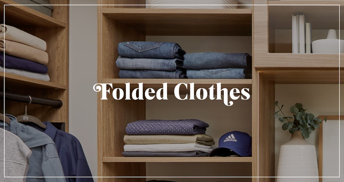 Packing folded cloths for a move according to Inspired Closets