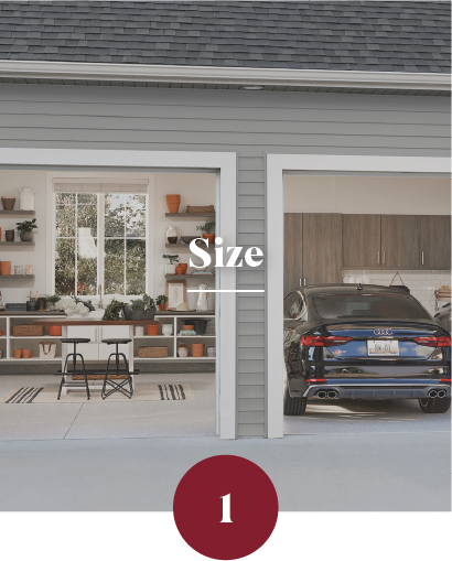 When Converting Your Garage is a Good Idea - Size