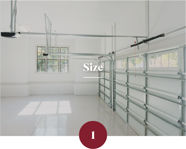 How much does a garage conversion cost - Size